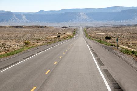 john wayne: The Road to New Mexico in Arizona USA