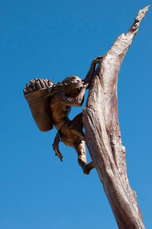 Mesa Verde Visitor Centre in Southwest Colorado USA