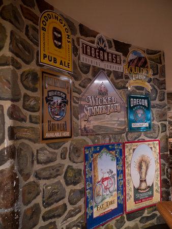 Interessante Pub in Durango Colorado