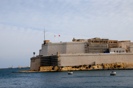fortifications: Fortifications around the city of Valletta on the island of Malta