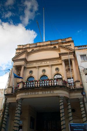 streetlife: Victoria on the Maltese island of Gozo