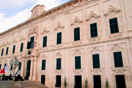 brenda kean: Palace of the Grand Master in Valletta Malta