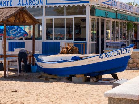'costa del sol': Beach in Fuengirola Costa del Sol Spain