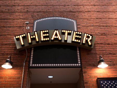 kentucky: Small Theatre in Louisville Kentucky USA