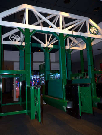 kentucky derby: tarting Gates at Churchill Downs home of the Kentucky Derby in Louisville USA