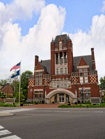 voted: Visitor Centre in Bardstown Kentucky the town In 2012 was voted as the Most Beautiful Small Town in America Editorial