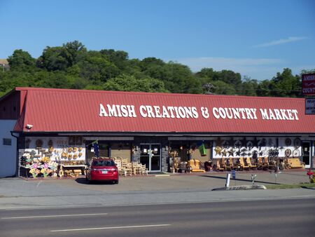 brenda kean: Amish Country Tennessee USA Editorial