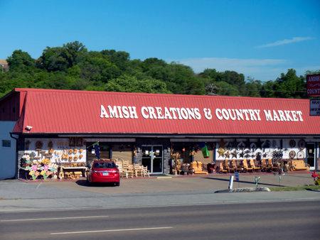 tennesse: Amish Tennessee EE.UU.