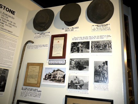 artefacts: The Museum of Appalachia, Clinton, Tennesee, USA Editorial