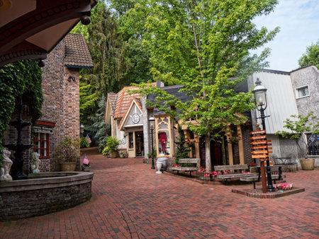 Main Street in Gatlinburg  Editorial