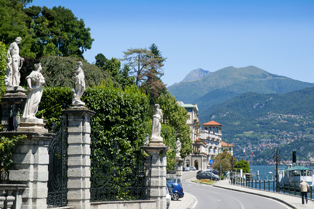 known: Tremezzo is a town in the Province of Como in the Italian region Lombardy, located on Lake Como. It has long been famous for its setting at the intersection of the three branches of the Y-shaped lake, which is also known as Lario