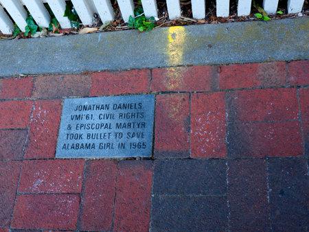 heroism: Heroism Commemorated in Lexington Virginia USA