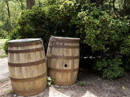 george washington: Barrels at Mount Vernon was the plantation home of George Washington, first President of the United States. The estate is situated on the banks of the Potomac River in Fairfax County, Virginia,