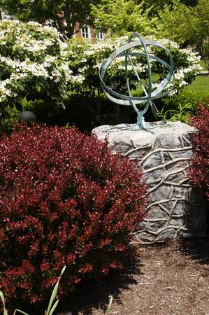 philanthropist: Astrolabe in Lewisburg  west Virginia USA