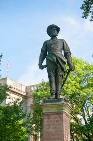 in charleston: Statehouse of West Virginia in Charleston West Virginia USA