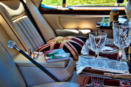 luxuries: Luxury Cars at Biltmore in Asheville North Carolina USA
