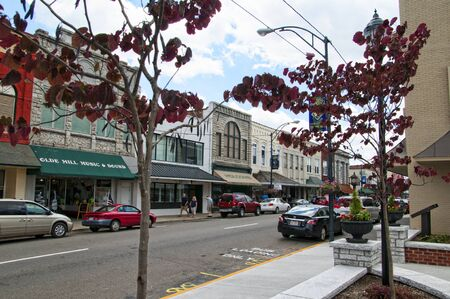 andy: Mount Airy  in North Carolina is also known as Mayberry and it is a town caught in the past when in the 1950s it was used to film the Andy Griffiths Show