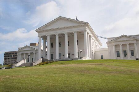 impressive: Impressive Greek Style Building on the outskirts of Washington DC USA