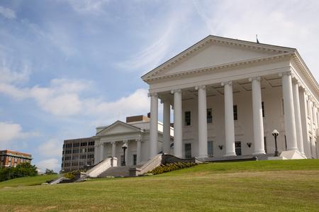 Impressive Greek Style Building on the outskirts of Washington DC USA