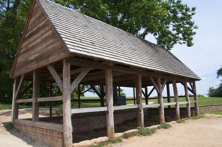 Mount Vernon was the plantation home of George Washington, first President of the United States. The estate is situated on the banks of the Potomac River in Fairfax County, Virginia,