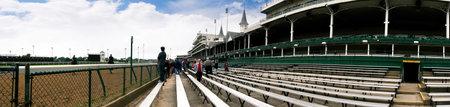 kentucky: Churchill Downs home of the Kentucky Derby in Louisville USA
