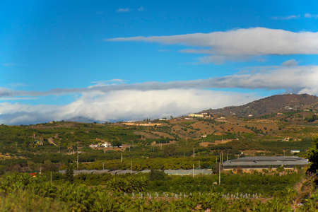 nerja: The Countryside around Nerja Spain