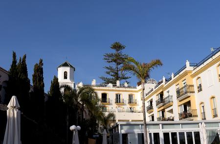 nerja: The Church in Nerja Andalucia Spain