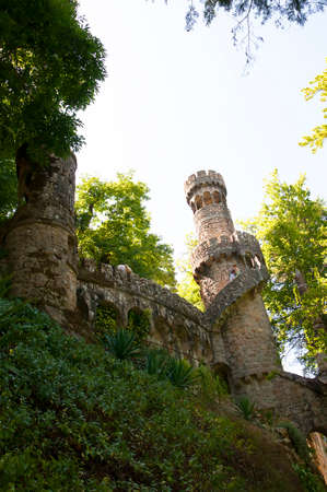 quinta: Quinta da Regaleira is an estate located near the historic center of Sintra, Portugal. It is classified as a World Heritage Site by UNESCO within the Cultural Landscape of Sintra.