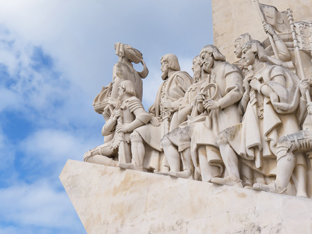 notable: Belems most notable modern feature is the Padrao dos Descobrimentos (Monument to the Discoveries) built for the Portuguese World Fair in 1940.