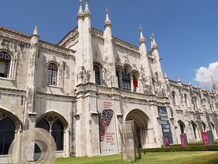 replaced: The Jeronimos Monastery replaced the church formerly existing in the same place, which was dedicated to Santa Maria de Belem Editorial