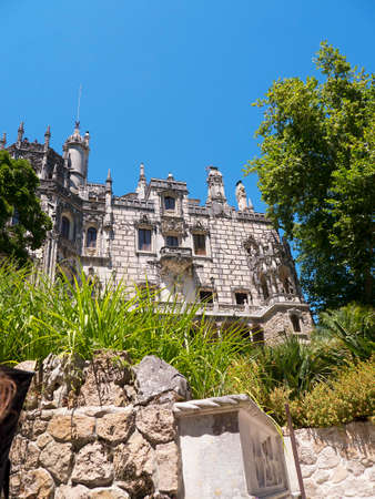 quinta: Quinta da Regaleira is an estate located near the historic center of Sintra, Portugal. It is classified as a World Heritage Site by UNESCO
