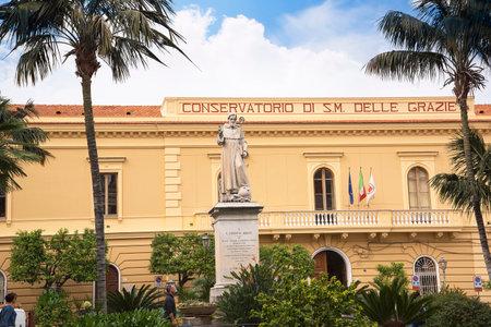 capo: Convent in Sorrento Italy