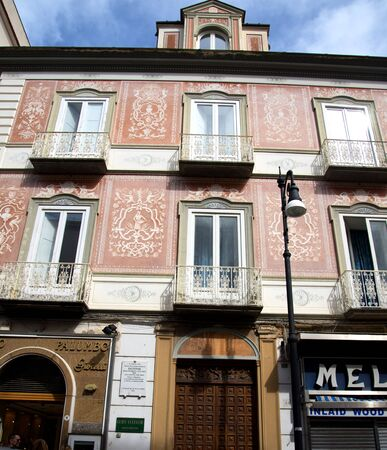 decorated: Decorated House in Sorrento Italy