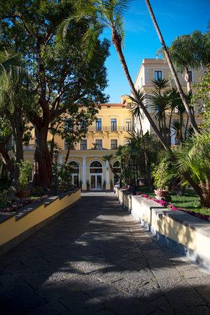 sorrento: Luxury Hotel in Sorrento Italy Editorial