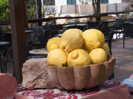 brenda kean: Huge Lemons in Positano Italy