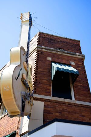 record studio: Sun Record Studio opened by rock-and-roll pioneer Sam Phillips in Memphis Tennessee USA