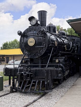 jackson: Casey Jones Railway Museum at Jackson Tennessee