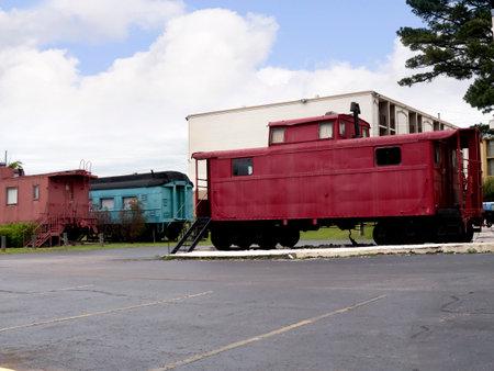 casey: Casey Jones Railway Museum at Jackson Tennessee