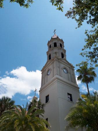 Church in St Augustine Florida USA