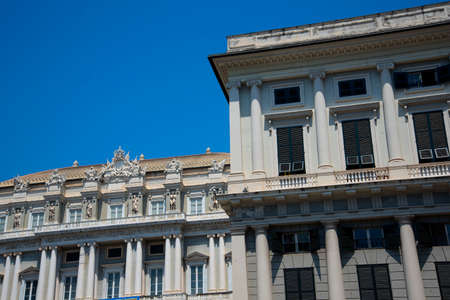 genoa: Architecture in Genoa Italy Editorial