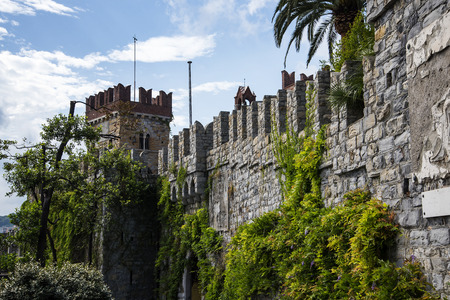 The Castello dAlbertis is a historical residence in Genoa. It was the home of sea captain Enrico Alberto dAlbertis, and was donated to the city of Genoa on his death in 1932. Editorial