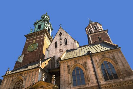 Royal Wawel Castle and Cathedral in Krakow Poland attract visitors from all over the World. It is used as a venue for performances and gatherings