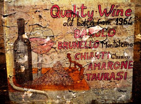 marqueteria: Registrarse en el casco antiguo de Sorrento Italia