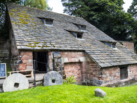 Nether Alderley Mill is a 16th-century watermill located on the  Congleton Road (the A34), to the south of the village of Nether Alderley, Cheshire, England.