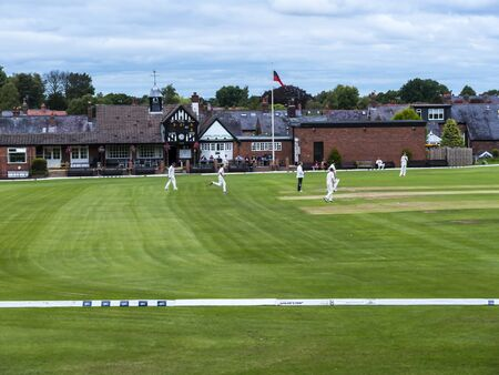 Alderley Edge Cricket Club is an amateur cricket club based at Alderley Edge in Cheshire. The clubs first team plays in the Cheshire County Cricket League, which is one of the ECB Premier Leagues that are the highest level of the amateur, recreational sp Editorial