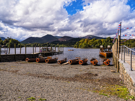 Enjoy a lake cruise on one of the Keswick Launches and experience the beauty of Derwentwater with breathtaking views of the surrounding fells