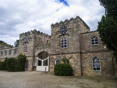 Ripley is a village and civil parish in North Yorkshire in England, a few miles north of Harrogate. A castle dating from the 15th century, Ripley Castle, has been the home of the Ingilby family for 700 years