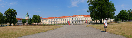 The Charlottenburg palace is the largest palace in Berlin.The original palace was commissioned by Sophie Charlotte, the wife of Friedrich I, Elector of Brandenburg