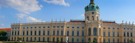 The Charlottenburg Palace and Gardens is the largest palace in Berlin.The original palace was commissioned by Sophie Charlotte, the wife of Friedrich I, Elector of Brandenburg