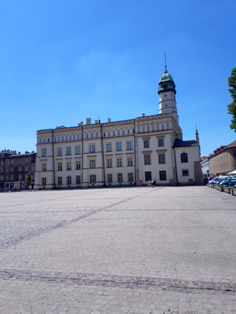 The Ethnographic Museum the Kazimierz District, the Jewish area of the city in Poland.Kazimierz has rebounded and is today Kraków's most exciting district.Now a bustling, bohemian district